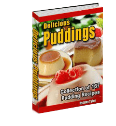 167 Delicious Puddings