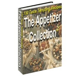 150 The Appetizer Collection Recipes