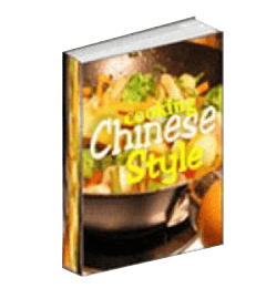 Cooking Chinese Style Recipes