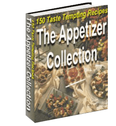 150 Recipes - The Appetizer Collection